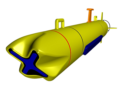 Klein Micro MA-X Gap Filler side scan sonar