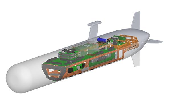 Klein System AUV/UUV 3500